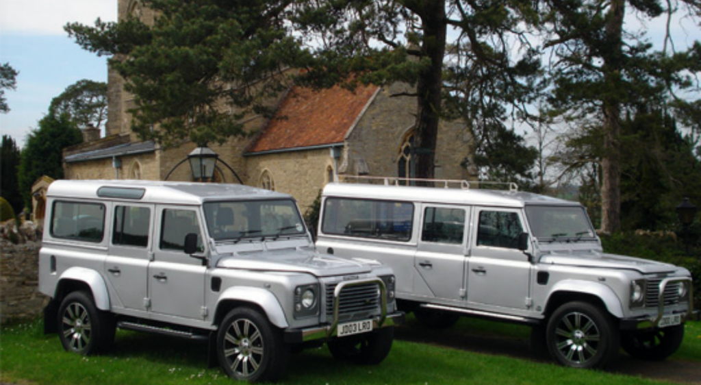 Landrover Hearse and Limousine1