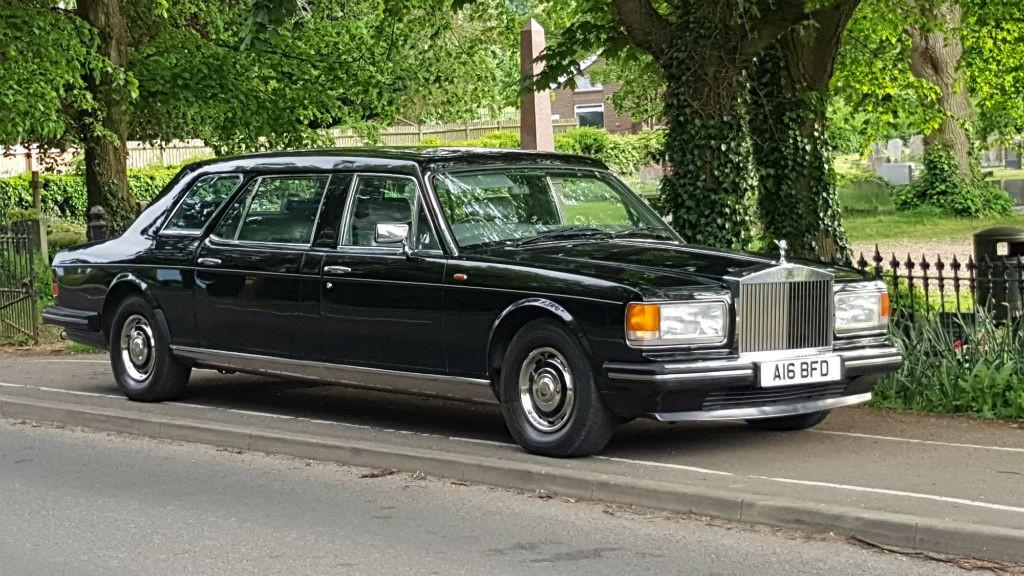 Rolls royce limousine1
