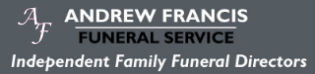 Norfolk Undertakers | Andrew Francis Funeral Directors | Swaffham, Watton, Thetford
